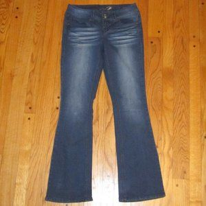SEVEN7 BOOT CUT JEANS 4 R THE BOOTY SHAPER